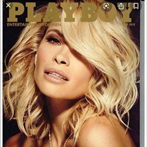 Unopened playboy magazine June 2015